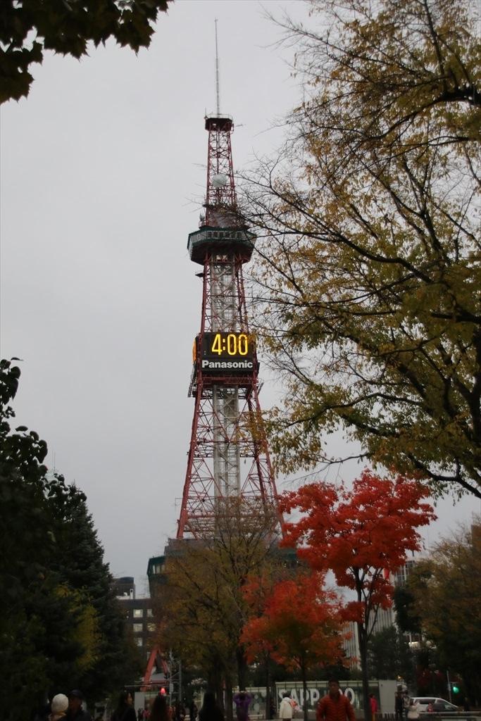 テレビ塔のところへ戻った_1