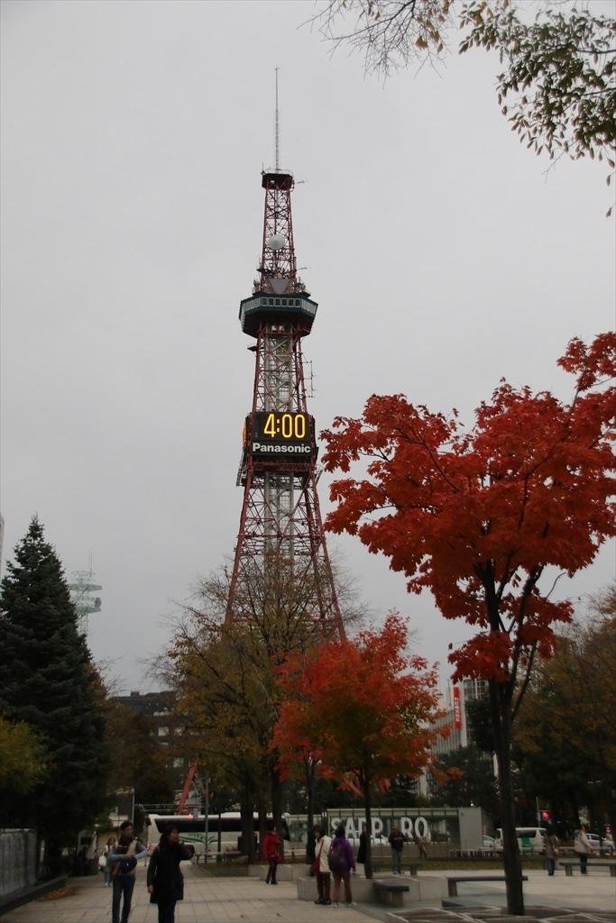 テレビ塔のところへ戻った_2