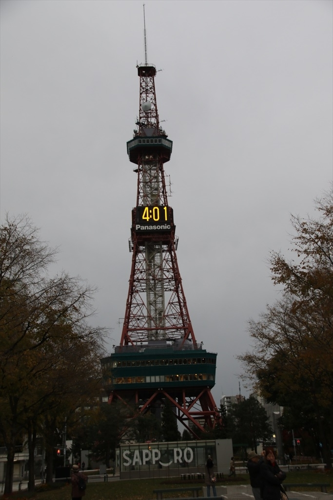 テレビ塔のところへ戻った_3