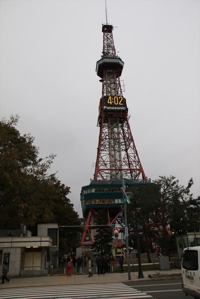 テレビ塔のところへ戻った_4