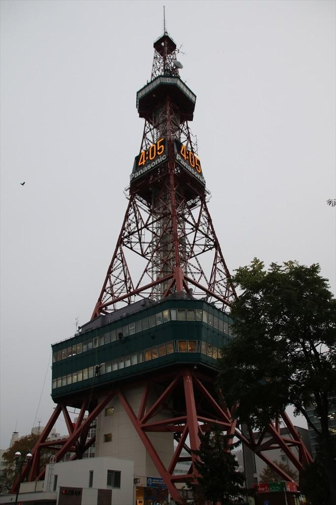 テレビ塔のところへ戻った_5