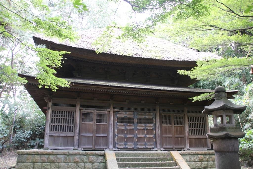 旧東慶寺仏殿【重要文化財】_3