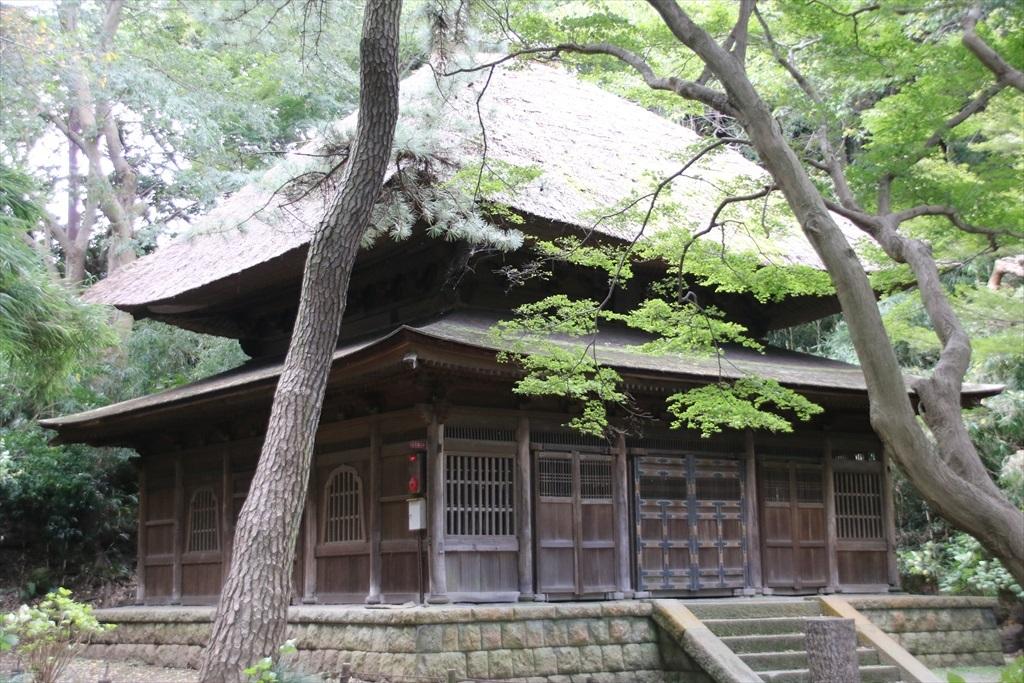 旧東慶寺仏殿【重要文化財】_1