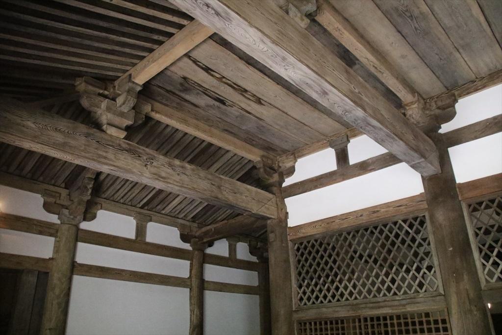 旧燈明寺本堂【重要文化財】_8