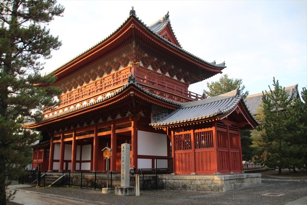 三門 国指定の重要文化財(建造物)