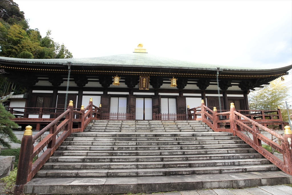 長勝寺本堂