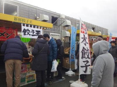 ゆりあげ朝市 (1)