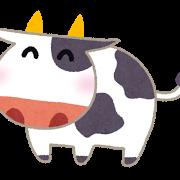 動物(牛さん
