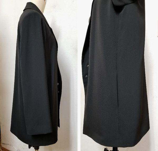 copジャケットポケット付け袖丈17