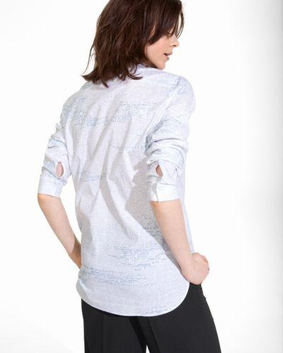 copブルーロゴシャツ1