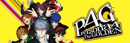 ペルソナ4 ザ・ゴールデン / PlayStation Vita版(アトラス)
