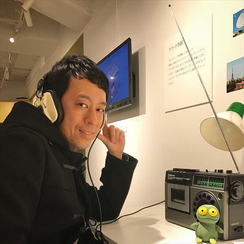 ゆうブログケロブログ大ラジカセ展と川島小鳥写真展 (4)