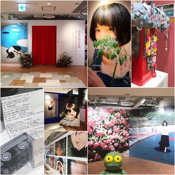 ゆうブログケロブログ大ラジカセ展と川島小鳥写真展 (11)