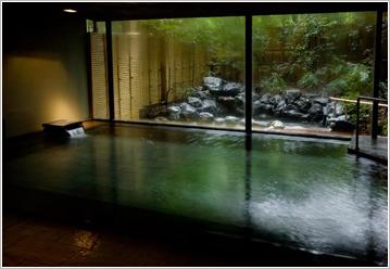 山翠楼大浴場