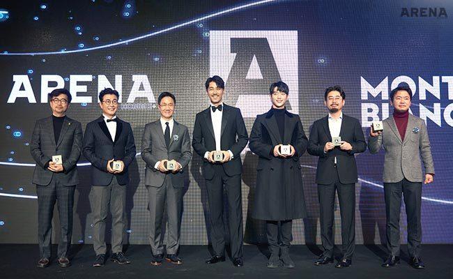 チャスンウォン アリーナ A-Awards