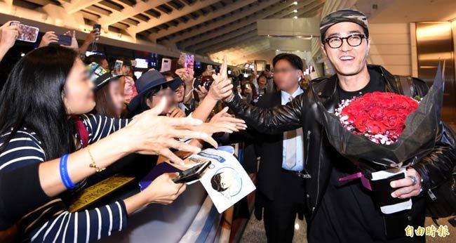 チャスンウォン 台湾 ファンミーティング