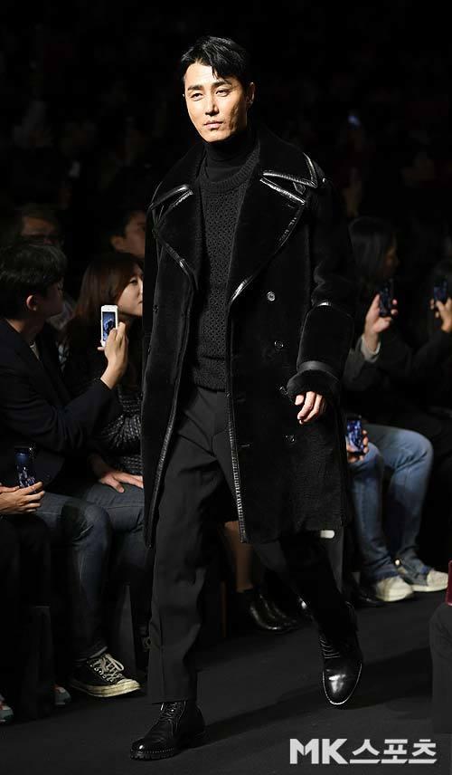 チャスンウォン ソウルファッションウィーク ソンジオ