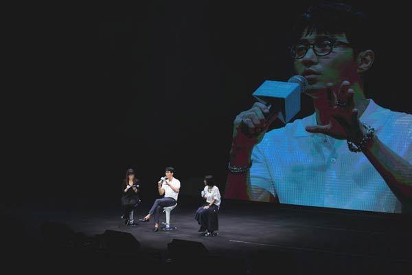 チャスンウォン ファンミーティング