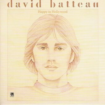 David Batteau / Happy In Hollywood (1976年)