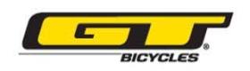 GT(ジィーティー)の自転車を探す