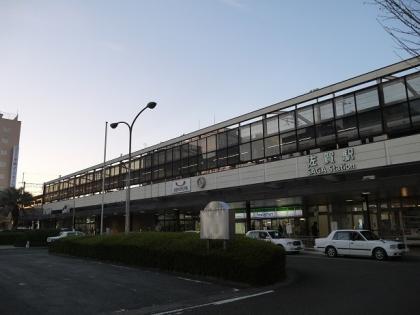 JR佐賀駅南口