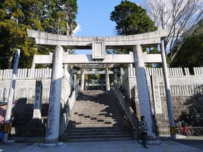 宮地嶽神社(1)