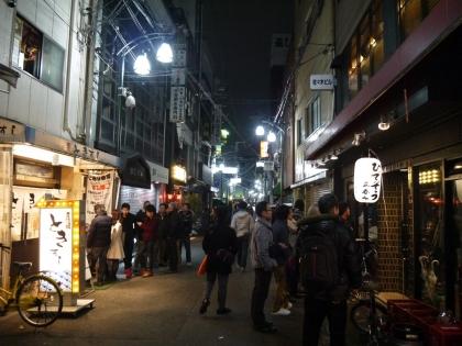 立呑み居酒屋(2)