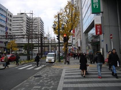 阪神高速が見えます