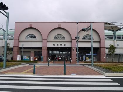 佐世保駅(東口)