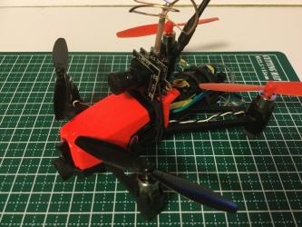 JF-01 on frame test