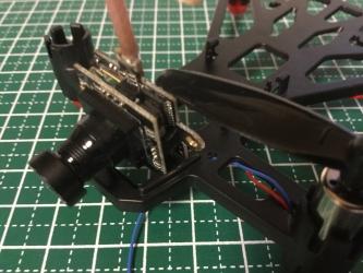 JF-01 on frame