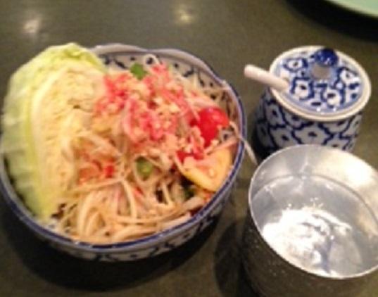 10ソムタム タイ料理 0115