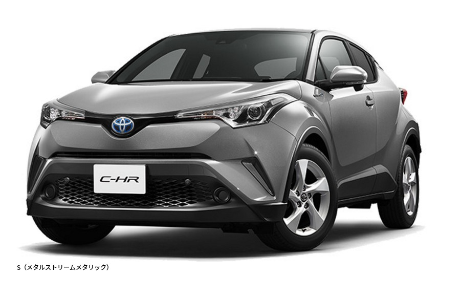 トヨタ C HR EXTERIOR トヨタ自動車WEBサイト