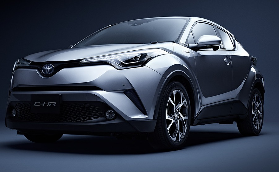 トヨタ C HR 外観 トヨタ自動車WEBサイト