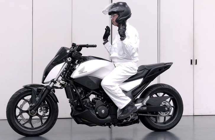 Honda Riding Assist YouTube