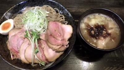 綿麺 13周年! つけ麺 大