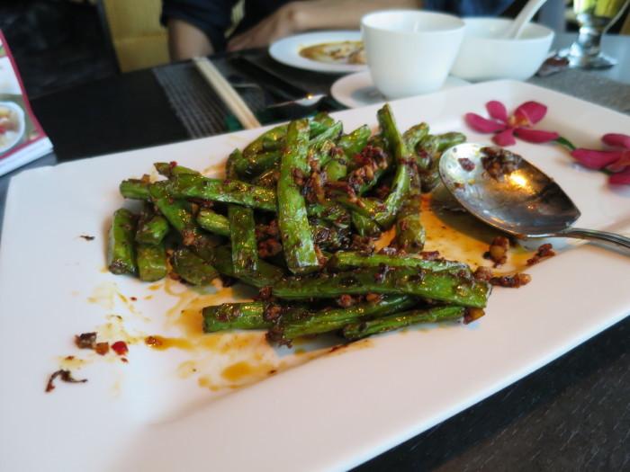 小南国 香港 夕食