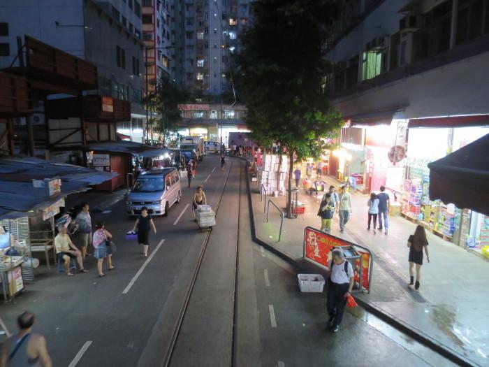 香港 香港島 観光