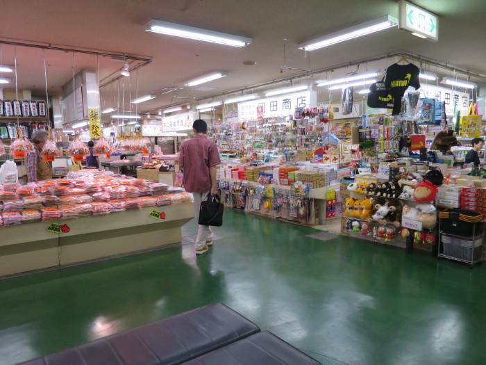 釧路和商市場 勝手丼 名物