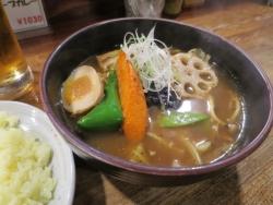 函館 スープカレー 吉田商店