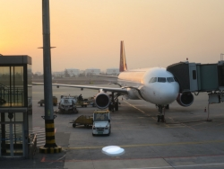 HO1115 吉祥航空 中国国内線 機内食