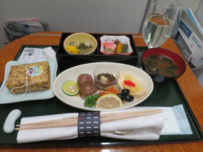 機内食 日本航空(JL139) HND-ITM ファーストクラス - JL(F)-日本 ...