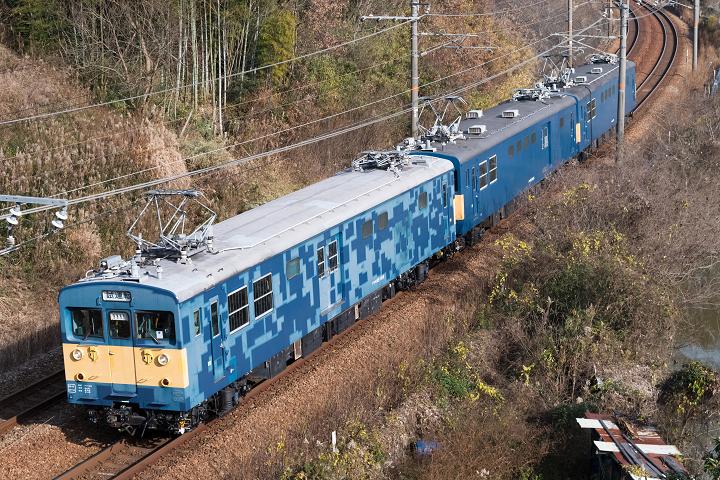 クモヤ145-648s