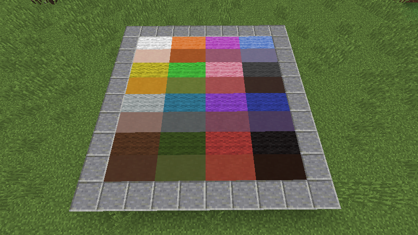 1-11 羊毛と堅焼き粘土