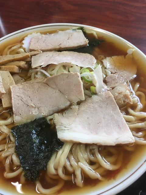 原田食堂 中華そば