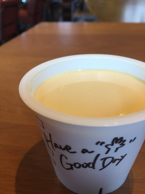 スターバックスコーヒージャパン ミルクカスタードプリン2