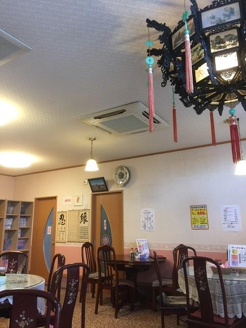 香港會食 海鮮楼 店内