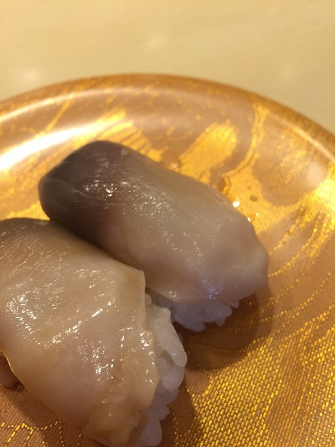 函館グルメ回転寿司 函太郎 鶴岡店 活ほっき貝