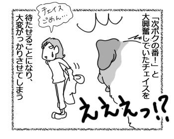 羊の国のラブラドール絵日記シニア!!「てるてる坊主さーん!」2