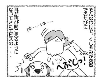 羊の国のラブラドール絵日記シニア!!「心配症エビちゃん」3